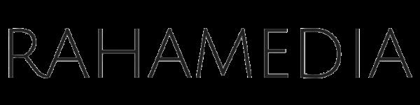 Rahamedia logo musta